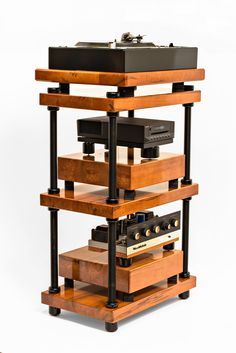 Record player stand …