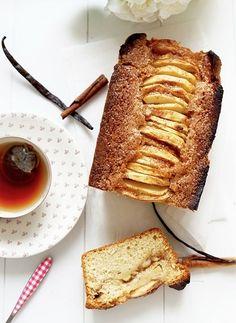 Cake à l'ancienne Pomme/Canelle