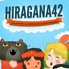 Hiragana42 fun mnemonics to learn hiragana!