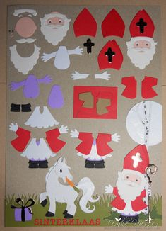 Felt Christmas Decorations, Christmas Crafts, Marianne Design Cards, Diy And Crafts, Paper Crafts, Felt Quiet Books, Felt Patterns, Reno, Father Christmas
