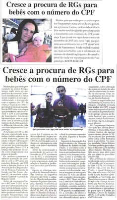 Poupatempo na Folha da Cidade de Araraquara, em 20/01/2016