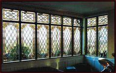 HONKY-TONK VITRAIL : un vitrail, des vitraux… meme sur les miroirs