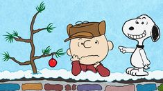 "A Charlie Brown Christmas Parody | ""Christmas Tree"""
