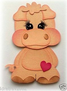 Baby Farm Pig Premade Paper Piecing Animal Kids By My Tear Bear *kira* Baby Scrapbook, Scrapbook Paper Crafts, Baby Cards, Kids Cards, Folder Decorado, Kids Punch, Baby Chickens, Pig Farming, Paper Craft Supplies