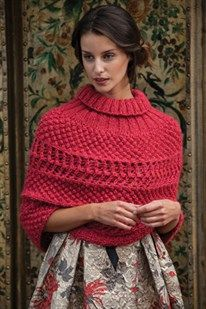 Best of 2010 Top Ten Patterns for Knitted Pullovers+The Best of Knitscene+The Knitting Collection Best of Interweave Crochet 2 Loom Knitting, Knitting Stitches, Knitting Patterns Free, Knit Patterns, Free Knitting, Crochet Poncho, Knit Crochet, Interweave Crochet, Knitting Magazine