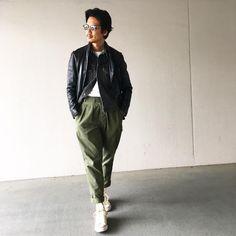 いいね!1,607件、コメント18件 ― Shuhei Nishiguchiさん(@shuhei_nishiguchi)のInstagramアカウント: 「Vintage casual on sunday Ph.nonoka Black'n olive #beamsf #internationalgallerybeams #quatrocchi…」