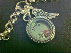 Memorial locket.