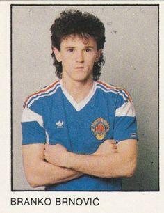 STICKER BRANKO BRNOVIC Partizan Espanyol Football 89/90 Decje novine Yugoslavia - $14.99. UNUSED STICKER BRANKO BRNOVIC FOOTBALL PLAYER STICKER FROM 1989 STICKER IS IN CONDITION AS SHOWN ON PHOTO. PLEASE LOOK AT SCAN CAREFULLY FUDBAL 89/90 EDITION SERBIA - SFR YUGOSLAVIA RARE EDTIION FROM 1989 COMBINED SHIPPMENT ALLOWED 193210392424 Muhhamad Ali, Scotland Coat Of Arms, Red Star Belgrade, Southampton England, Derby County, Liverpool England, Larry Bird, Team Photos, Boston Celtics