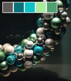 Brilliant New Ways of Decorating for the Holidays! | Some of the ways you may never have thought of ;) Enjoy, and be inspired ! for color inspiration: www.Color911.com