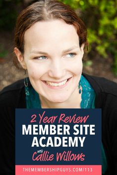 Just like that, another year is over. As we reach the 2nd anniversary of Member Site Academy, we have some insights and lessons to share from the past 12 months.    In what is sure to become a tradition, I'm joined on this very special episode of the podcast by the real brains behind The Membership Guys, the one and only Callie Willows, to discuss year two of running the Academy…