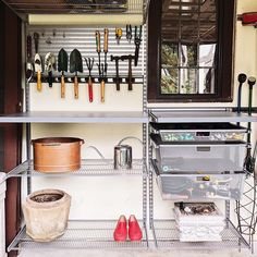 NEAT Method  Garage Design, Garage Inspiration, Garage Organization, Garage  Shelving, Home. Garage ShelvingGarage StorageSports Equipment ...