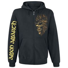 Thor - Hooded zip by Amon Amarth