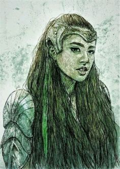 daughter of Hara Mine-a and Enou. Mother of Kahlil and Adamus. Keeper of the Water of Gem Encantadia 2016 Costume, Gabbi Garcia, Roblox Pictures, Pinoy, Popsicles, Aesthetic Wallpapers, Kylie, Gem, Daughter