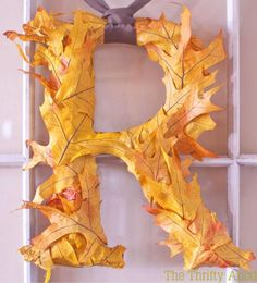 Fall DIY Decor to Make with Leaves