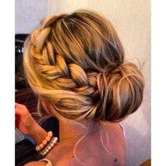 prom, braid, hair, updo prom hair