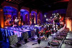 Swank Productions Sleepy Hollow Halloween Wedding #Halloween #Wedding Hempstead House