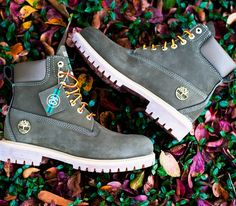 """Stussy x Timberland 6 Inch Boot """"Olive"""""""