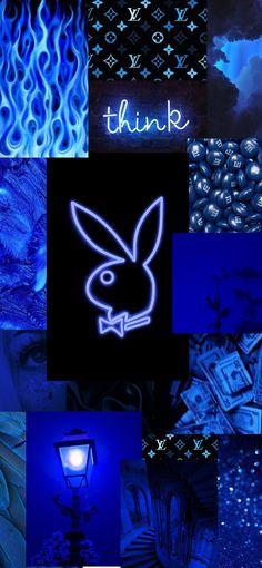 dark blue wallpaper 💙🦋🌎🥏