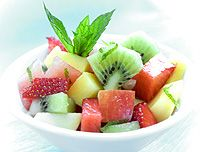 Summer Fruit Salads