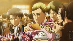 Attack On Titan Ships, Attack On Titan Anime, Levi Ackerman, Anime Manga, Anime Art, Levi And Erwin, Eruri, Armin, Mikasa