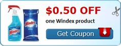 New Coupon!  $0.50 off one Windex product - http://www.stacyssavings.com/new-coupon-0-50-off-one-windex-product-4/