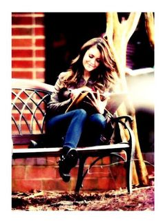 """Nina Dobrev as Camora """"Cammy"""" Winterton, sister of Cadence and aunt/guardian of Brannon and Elle."""