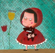 Little Red Riding Hood / Le Petit Chaperon Rouge Spanish Teaching Resources, Spanish Activities, Spanish Lessons, Teaching Ideas, Spanish Grammar, Spanish Teacher, Spanish Classroom, Charles Perrault, Teacher Problems