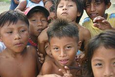 Children of Ustupu, San Blas Islands, Panama. asmatcollection on ebay and Bonanza.com cheetahdmr@aol.com