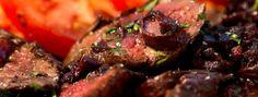 Zeste   Bavette grillée et sauce marchand de vin