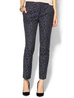 Leo Jacquard Slim Pant Product Image