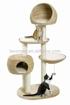 E1 Chipbarod,Natural Banana Leaf Big Cat Tree - Buy Luxury Cat Tree,Indoor Cat Tree,Wood Cat Tree Product on Alibaba.com