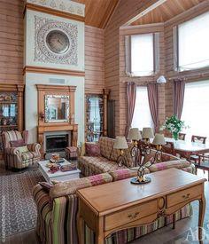 Семейный дом в Подмосковье, 378 м²
