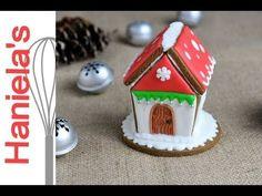 Mini Gingerbread Bird House Complete Tutorial http://www.youtube.com/watch?v=hJmZmZxJ63g