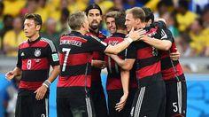 Almanya, Brezilya'yı 7-1 Yenerek Finale Çıktı!   Kussadasi.com