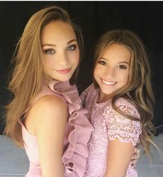 Maddie and kenzie