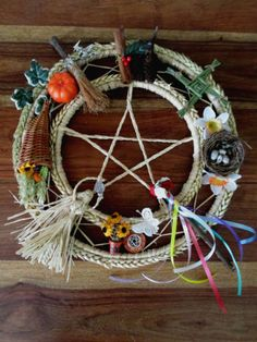 SEASONS OF THE CRAFT BOX NEMESIS NOW PAGAN WICCAN FESTIVALS YEAR SABBAT WHEEL