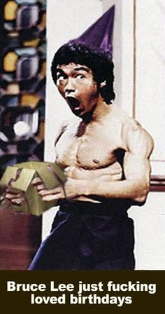 Bruce Lee birthdays ~ Uduman's funny pictures