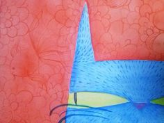 Gato! by Julia Civit, via Behance