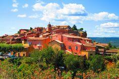 Roussillon, via Flickr.