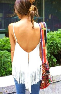 24 Festival Boho Chic Outfits To Try In 2017 #bohochic #outfits #fashion #summer #festival
