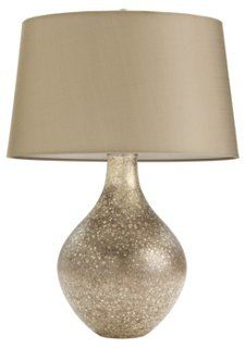 Sanford Table Lamp, Metallic Gold