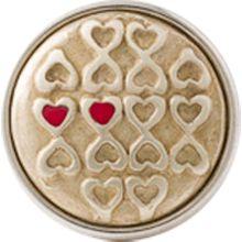 ametié - Ameti is het magische symbool voor vriendschap. De twee harten naast elkaar symboliseren de verbondenheid van twee zielen.