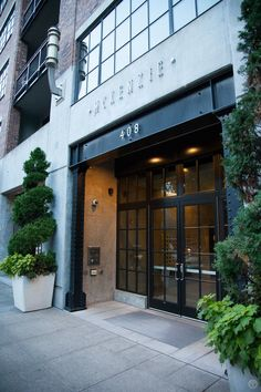 McKenzie Lofts, The Pearl District, Portland, Oregon. Photo by Mitch Darby - see http://obsidianarchitecture.com/ for more!