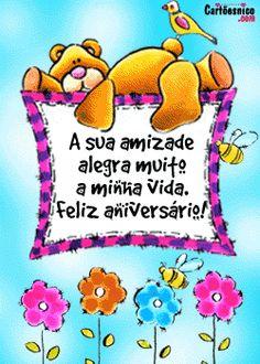 Fazendo a Minha Festa Infantil: Gifs de Feliz Aniversário!