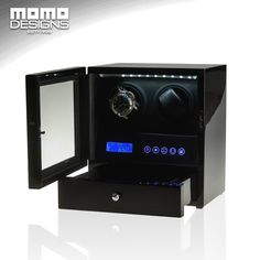 319.00$  Buy here - http://alixz0.worldwells.pw/go.php?t=32609039317 - Watch winder 2 Automatic watch winder box LCD control High quality watch storage box bobbin winder for men's gifts 319.00$