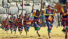 La Fiesta del Sol en Cusco, Peru. http://www.wholesaleperuvianjewelry.com/