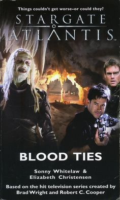 Blood Ties - Stargate Atlantis
