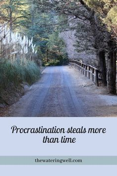 Overcoming procrastination leads to more fulfilling and productive lives