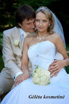 Gėlėta kosmetinė: FEBRUARY CHALLENGE. Diena 8: Mano svajonių vestuvės  FEBRUARY CHALLENGE. Day 8: Wedding of my dreams