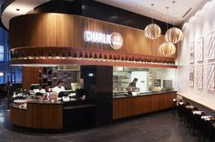 Charlie & Co. Burgers - Mima Design - Creating Branded Retail + Hospitality Environments